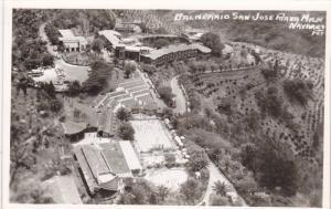 RP, Aerial, Balneario, San Jose Purua, Michoacan, Mexico, 1930-1950s