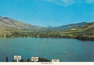 Canada Lookout Point Kalamalka Lake Vernon British Columbia