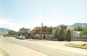 Organ NM Mountain Lodge w/Dancing Patio~Art Deco Sign~Falstaff/Budweiser c1970