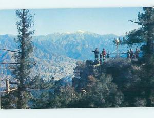 Pre-1980 MOUNT WILSON Altadena & Pasadena & Los Angeles California CA hk3626