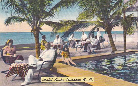 Curacao Patio and Swimming Pool Hotel Avila