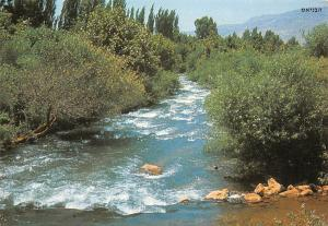 Main Source of the Jordan River, Fleuve Banias Fleuve Jourdain