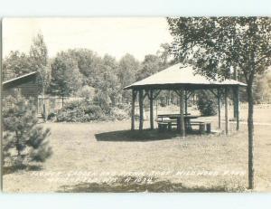 1940's rppc NICE VIEW Marshfield Wisconsin WI i8197