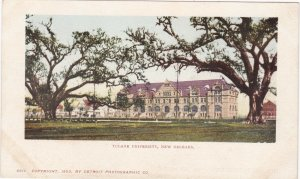 Louisiana New Orleans Tulane University Private Mailing Card sk3747