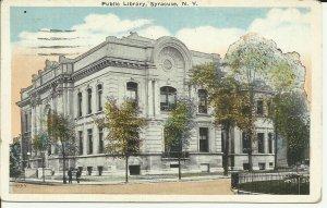 Syracuse, N.Y. Public Library