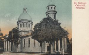 KINGSTON , Ontario , 1907 ; St Georges Cathedral
