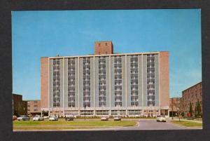 NY University of BUFFALO Campus Tower NEW YORK Postcard