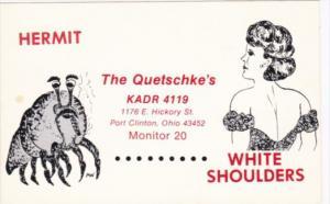 KADR 4119 Hermit The Quetschke's Port Clinton Ohio