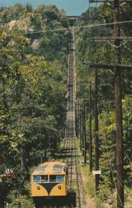 Incline Railway at Lookout Mountain near Chattanooga Tennessee