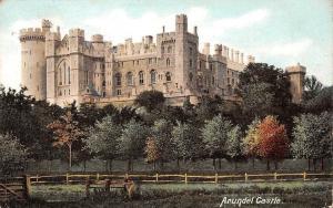 England Arundel Castle 1905