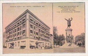 Maryland Fredrick Francis Scott Key Hotel