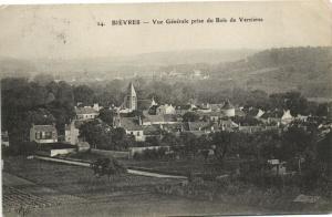 CPA BIÉVRES-Vue Générale prise du Bois de Verriéres (180716)