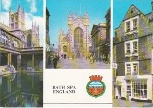 England Bath Multi View
