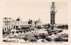 Argentina Buenos Aires - Estaciones Retiro, C. Argentino y Cordoba