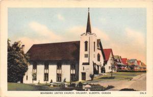 Alberta Calgary     Scarboro United Church