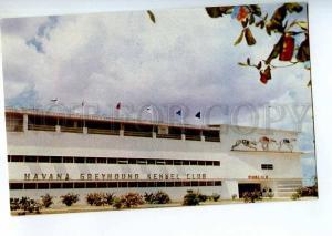 247301 CUBA HABANA Marianoo dog track Greyhound Kennel Club PC