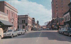 Canada Ontario Sault Ste Marie Queen Street Looking East sk5686