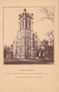 Indiana Richmond Reid Memorial United Presbyterian Church