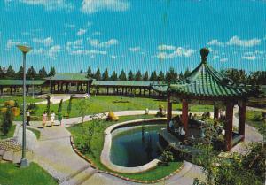 Philippines Manila Chinese Garden Rizal Park