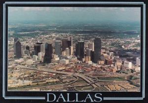 Skyline Dallas Texas