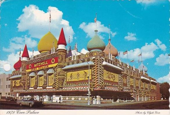 1978 Corn Palace Mitchell South Dakota