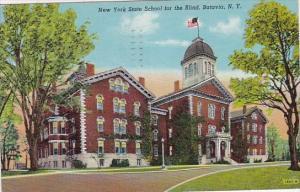New York Batavia New York State School For The Blind 1949