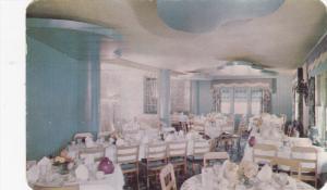 Northwood Inn, Interior View of Dining Room, TALEDO, Ohio, PU-1954