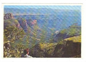 Blyde River Canyon , Eastern Transvaal , SA , 50-70s