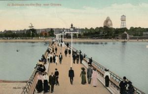 OTTAWA, Ontario, Canada, 1912 ; Brittania-on-the-Bay