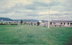 Royal Anne Motel, ANNAPOLIS ROYAL, Nova Scotia, Canada, 40-60´s