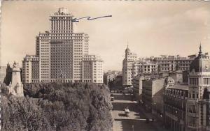 RP, Spain Square, Madrid, Spain, 1920-1940s