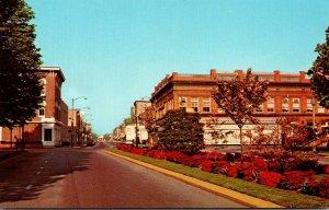 Delaware Dover Lockerman Street Looking West
