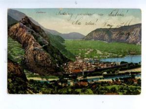 158097 Montenegro Kotor CATTARO Vintage RPPC postcard