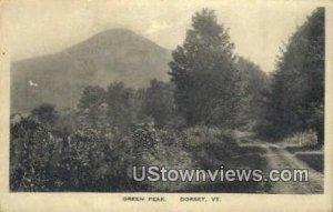 Green Peak - Dorset, Vermont