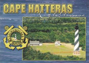 Scenic view,Cape Hatters Lighthouse,40-60s