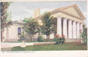 Virginia Arlington Custis Lee Mansion