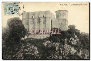 Old Postcard The Cliff West Coast Chateau