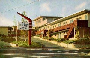 California Oakland The Hillcrest Motel