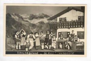 RP  Insbruck, Austria  Tirolerbuhne  BLAAS  Innsbruck,1920s