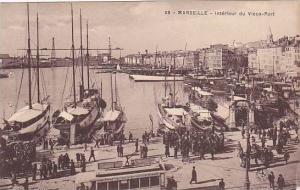 Marseille (Bouches-du-Rhône), France, 00-10s Interieur du Vieux-Port