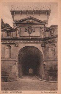 La Porte Chapelle,Compiegne,France BIN