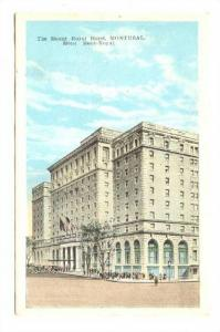 The Mount Royal Hotel, Montreal, Quebec, Canada, 10-20s