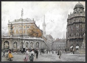 Austria, Wein (Vienna), Albertina, mailed