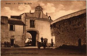 CPA Evora- Porta de Aviz, PORTUGAL (760807)