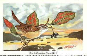 South Carolina State Bird Carolina Wren