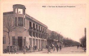 Un Com du Boulevard Poeymirau Fez Stamp on back
