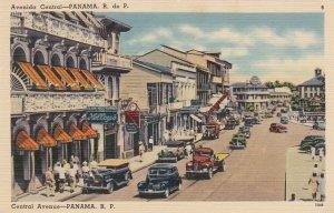 Panama City Central Avenue sk4345