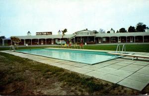 New York Elmira Huck Finn Motel