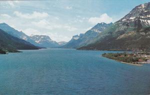 Waterton Lakes, WATERTON LAKES NATIONAL PARK, Alberta, Canada, 40-60's