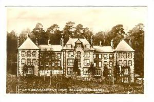 RP: N.E.C. Convalescent Home , Grange-over-Sands, England, PU-1936